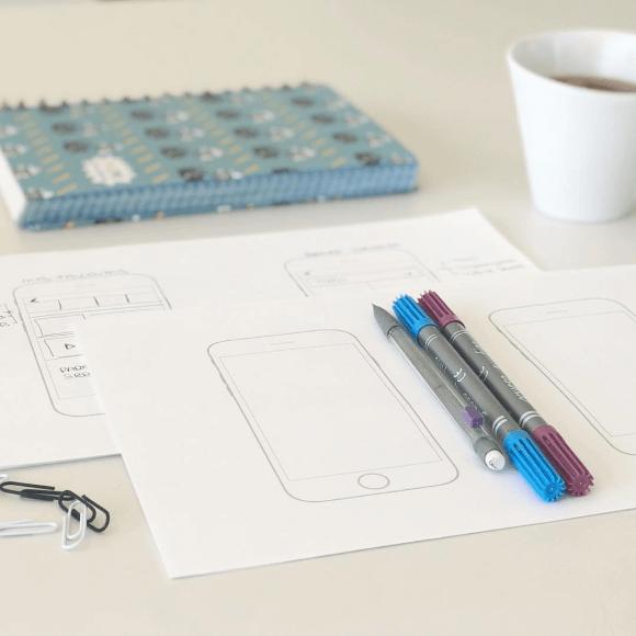 Wabi Diseño de Interfaz y Usabilidad App