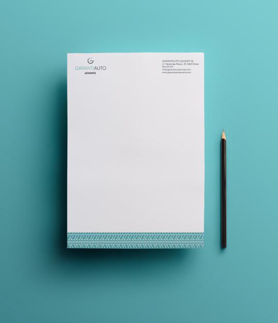Garantiauto Levante, diseño página web en Elda