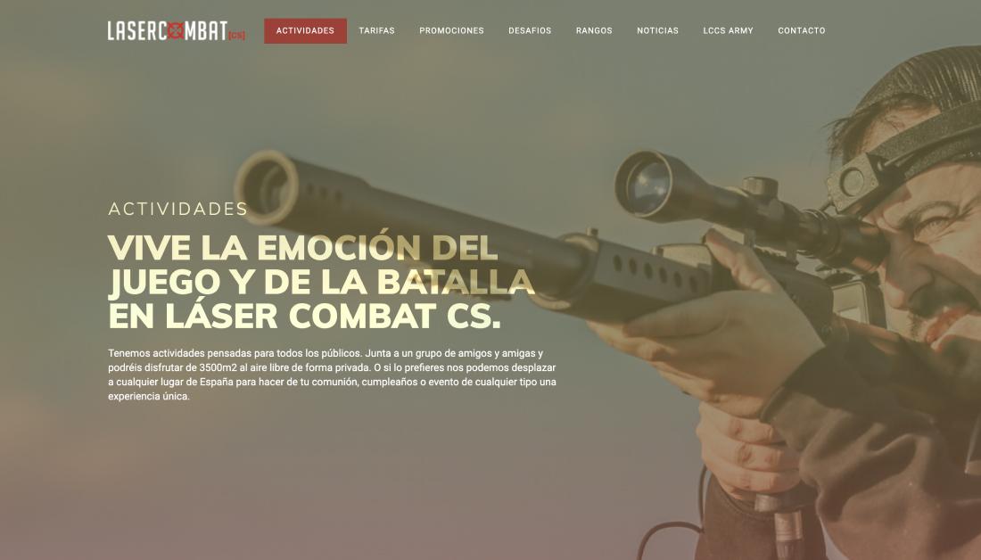 Página web ocio Alicante