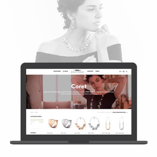 Maka Dama tienda online bisuteria
