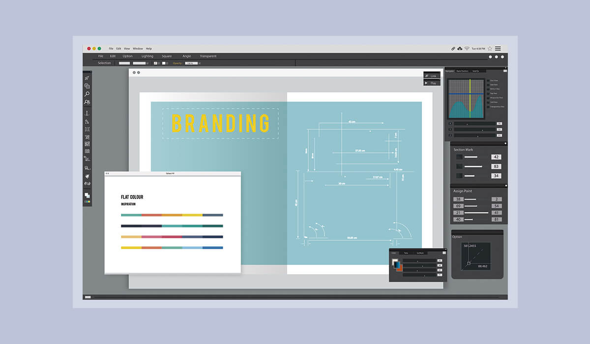 Ilustración vectorial: término de diseño que debes conocer