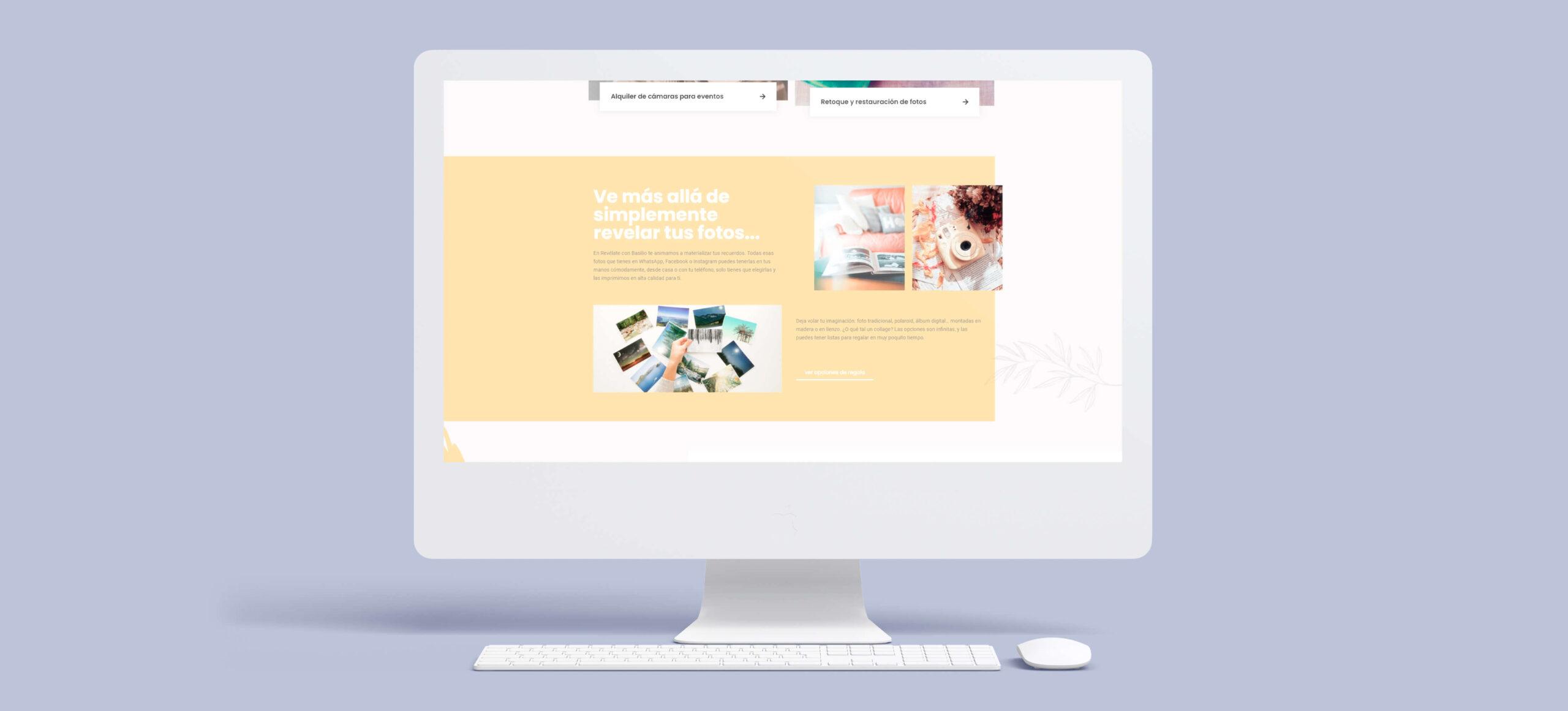 Errores de diseño web que debes evitar